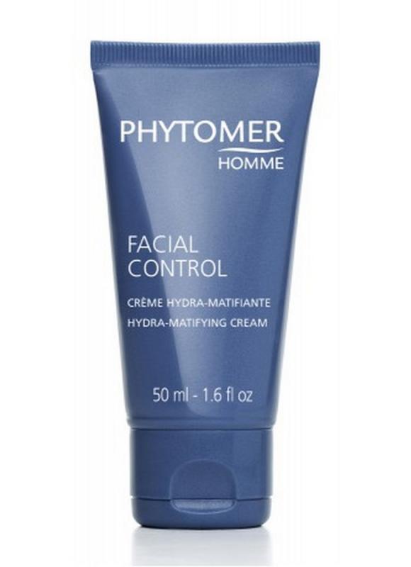 Крем увлажняющий матирующий Facial Control - Hydra-Matifying Cream 50 млУвлажнение<br>Для увлажнения кожи, уменьшения жирного блеска.<br>