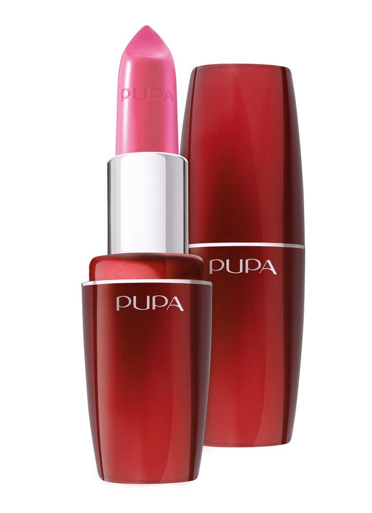 Помада для губ PUPA Volume тон 306 Нежный розовыйПомада для губ<br>Помада Pupa Volume сочетает в себе эффективное средство по уходу, способствующее увеличению объема губ, и идеальное средство для макияжа. Кремообразная текстура позволяет подчеркнуть и выделить губы. Pupa Volume обеспечивает идеальный результат: сочный цвет, непревзойденную четкость и изысканный блеск.<br>Цвет: Нежный розовый;