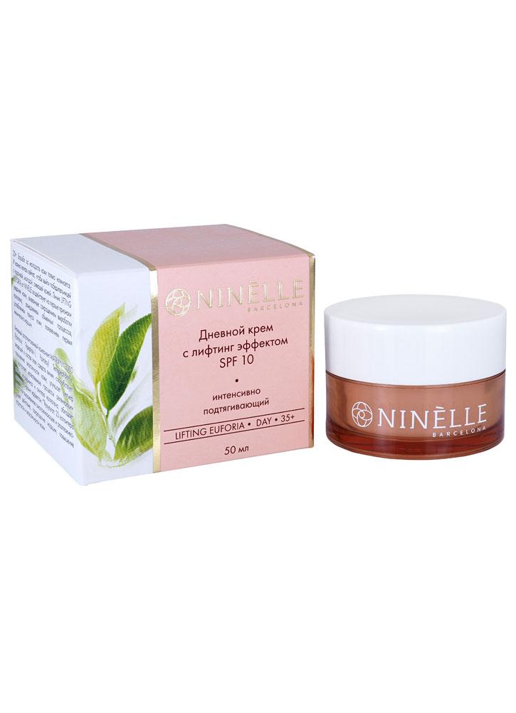 Дневной крем с лифтинг эффектом SPF10 NINELLE, Day Lifting Cream SPF 10 Lifting Euforia, Испания  - Купить