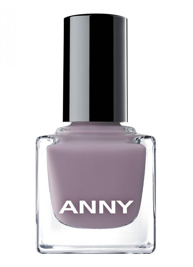 Лак для ногтей Холодный серо-сиреневый ANNY Shades фото