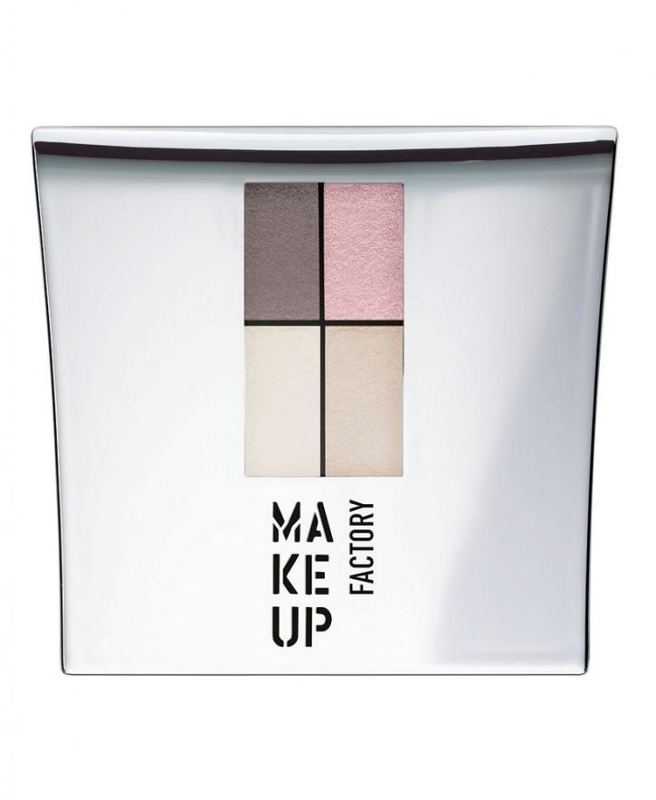 Тени для век четырехцветные Eye Colors тон 85 Темно-коричневый/розовый/абрикос/бежевыйТени для век<br>Eye Colors представляет собой комплект из четырех сбалансированных оттенков теней для век. Невероятно мягкая текстура теней обеспечивает легкое нанесение, отличную растушевку, а гамма оттенков идеально подходит для любого вида макияжа.Практичную&amp;nbsp;&amp;nbsp;удобную&amp;nbsp;&amp;nbsp;упаковку с зеркалом и аппликатором всегда удобно взять с собой.<br>Цвет: Темно-коричневый/розовый/абрикос/бежевый;