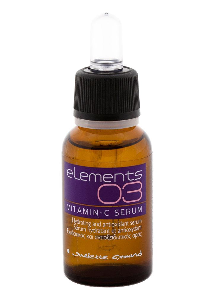 Сыворотка с витамином С Vitamin C Serum 20 млСыворотка<br>Рекомендуется для ежедневного применения всех типов кожи, идеальный препарат для защиты от фотостарения и профилактики купероза. Сыворотка со стабилизированной формой витамина «С» оказывает увлажняющее, мощное антиоксидантное действие, замедляет процессы старения кожи, активизирует синтез коллагена, предотвращая снижение упругости и эластичности кожи.<br>