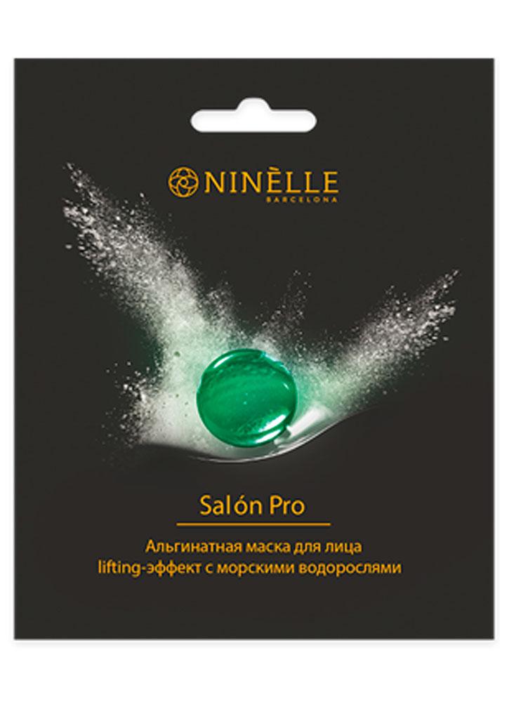 Купить Маска для лица альгинатная NEW NINELLE, Lifting-эффект с морскими водорослями Salon Pro