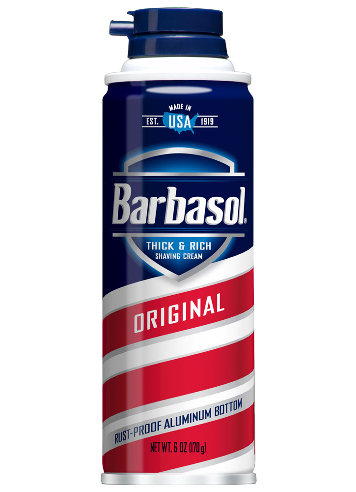 Крем-пена для бритья BARBASOL Original Shaving Cream 170g фото