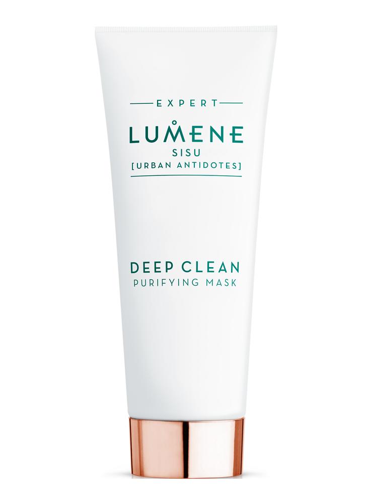 LUMENE Маска глубоко очищающая Deep Clean Purifying Mask Sisu, 75 мл