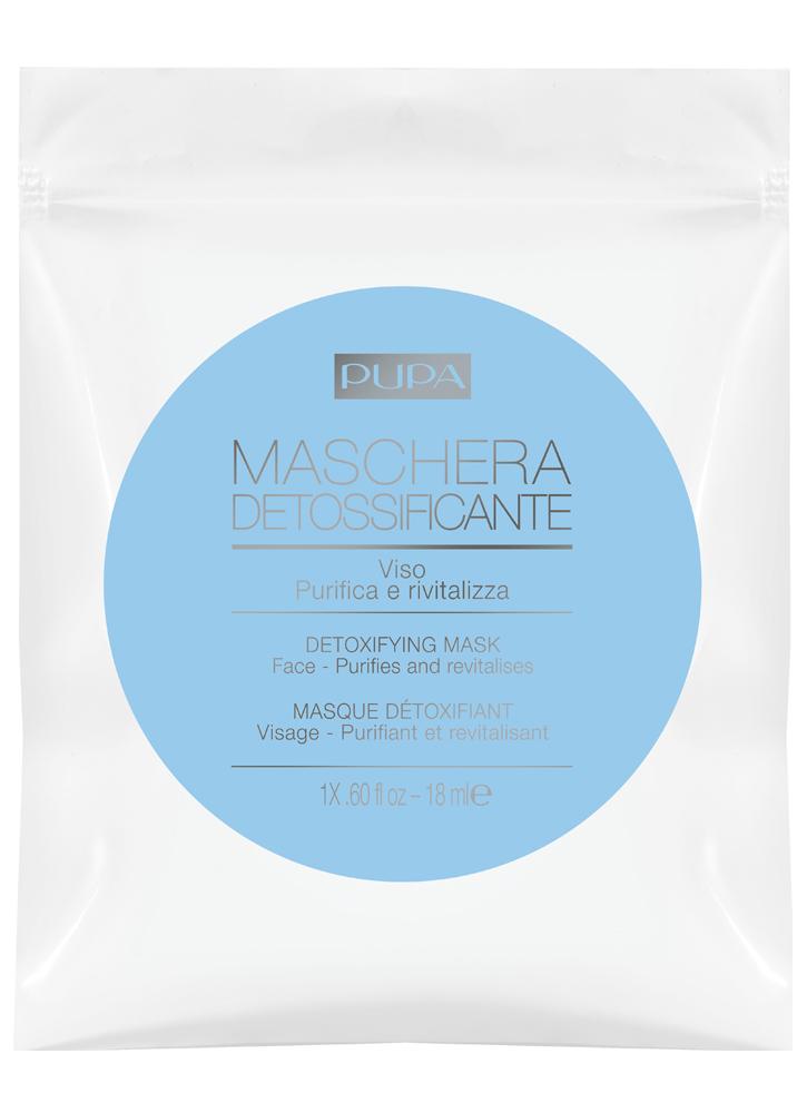 Маска-детокс для лица тканевая Detoxifying MaskМаски тканевые<br>-Маска-детокс для лица из ткани, пропитанной кремом, очищает кожу, удаляет любые загрязнения и остатки макияжа &amp;#40;которые не смогли удалить другие очищающие средства&amp;#41;, предотвращает тусклость кожи. За счет легкой ткани, крем беспрепятственно проникает в кожу, обеспечивая быстрый эффект. <br><br>