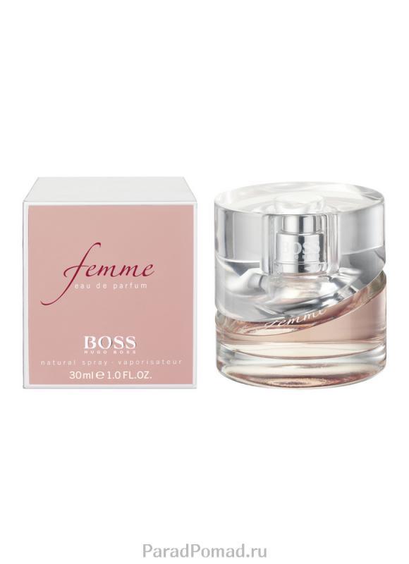 Вода парфюмерная HUGO BOSS