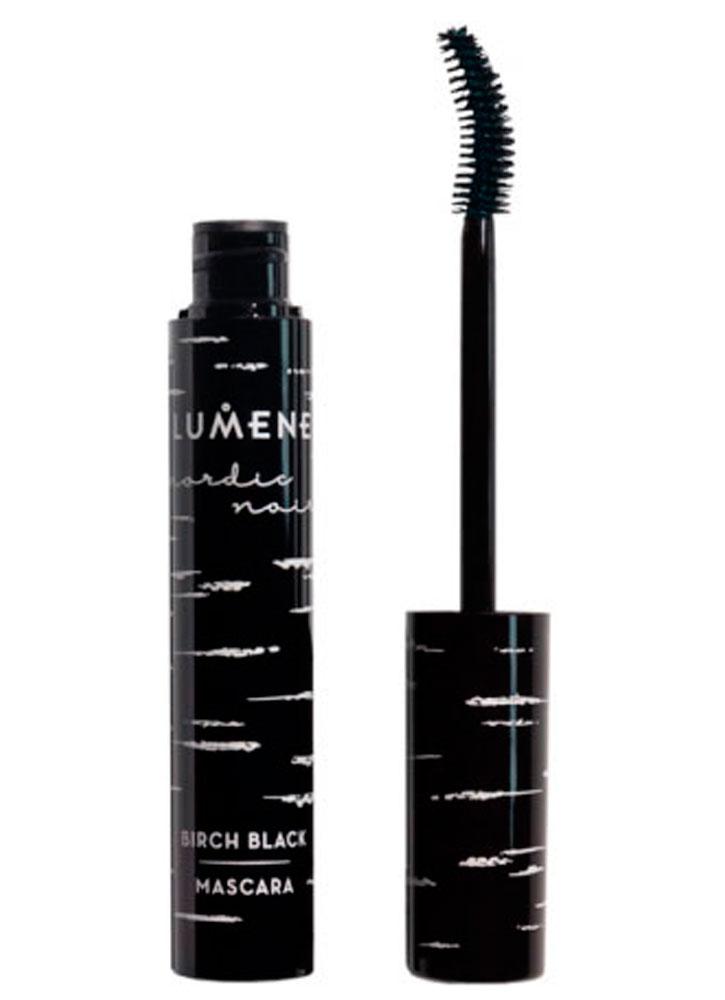 Купить Тушь для ресниц Объем и подкручивание» Черный LUMENE, Birch Black/Nordic Noir