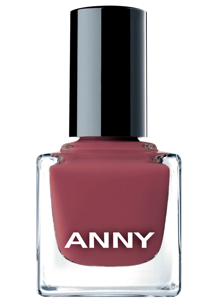 Лак для ногтей Зимняя вишня ANNY Shades