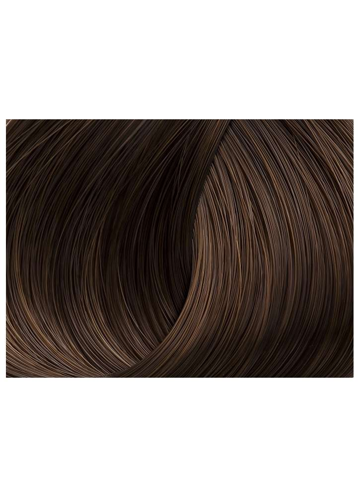 Стойкая крем-краска для волос 5.3 -Светлый золотистый коричневый LORVENN Beauty Color Professional тон 5.3 -Светлый золотистый коричневый фото