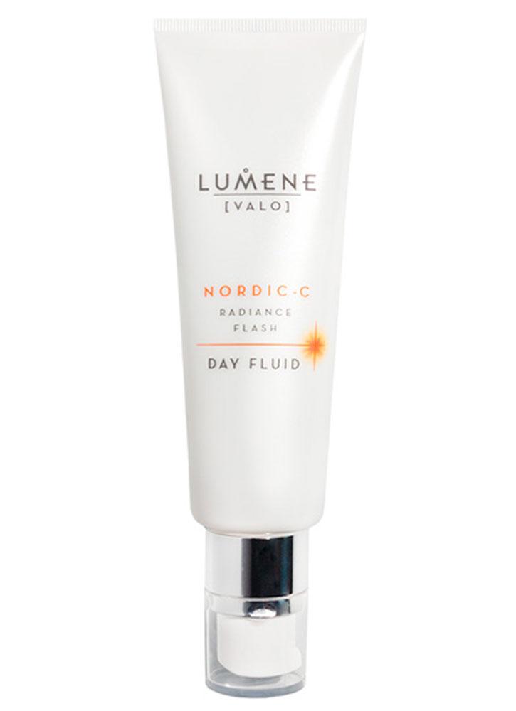 Дневной флюид для мгновенного сияния кожи LUMENE