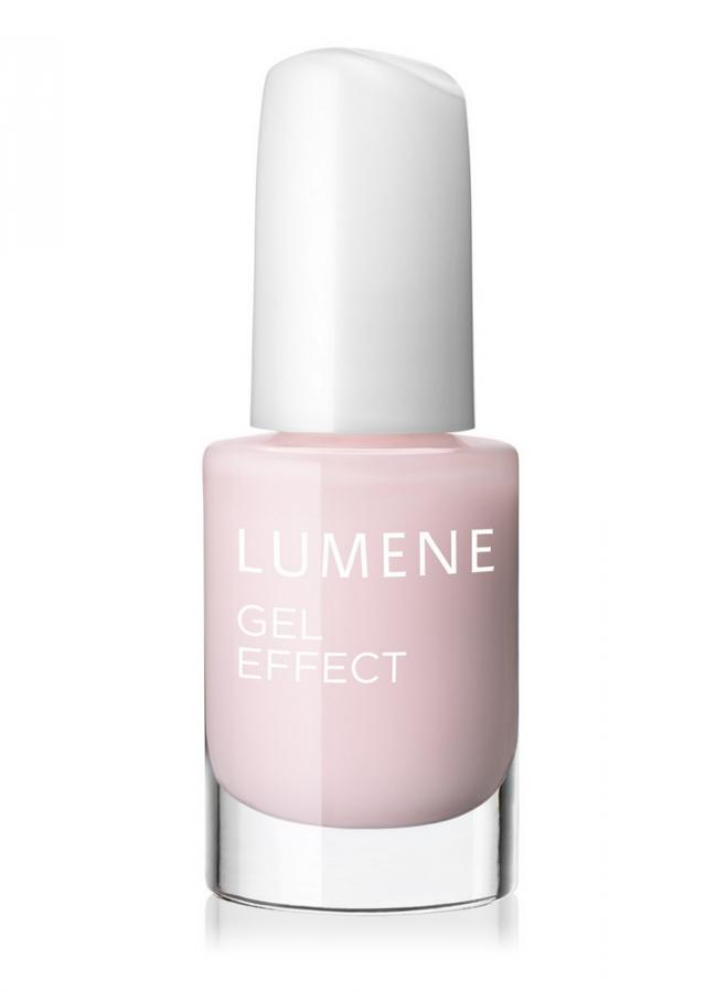 LUMENE Лак для ногтей с гелевым эффектом 2015 Gel Effect Nail Polish тон 2 Балерина