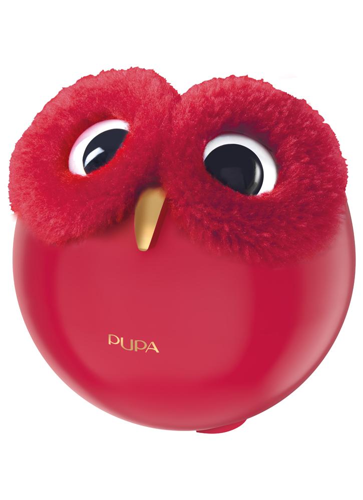 Шкатулка для макияжа PUPA Owl 4 тон 003Наборы<br>-Новая шкатулка для макияжа в виде очаровательной и забавной совы включает в себя:<br>Цвет: Теплые оттенки;
