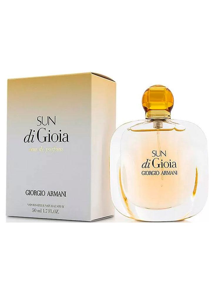 Вода парфюмерная GIORGIO ARMANI Di Gioia Sun 50 мл фото