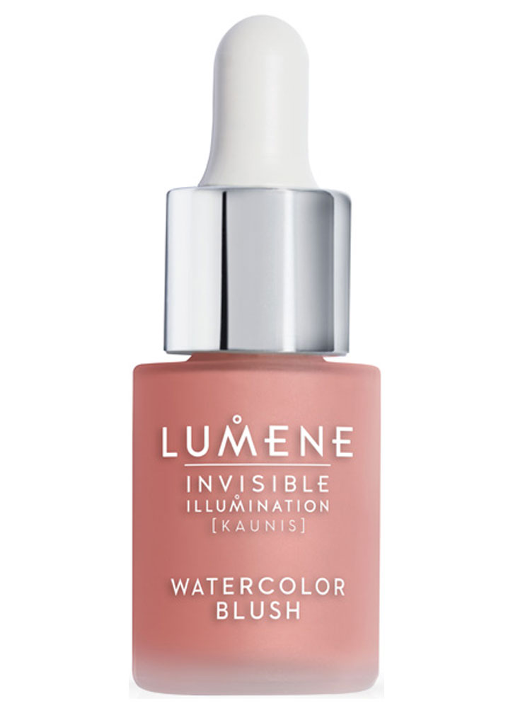 LUMENE Ухаживающие румяна-флюид Instant Glow Watercolour Blush