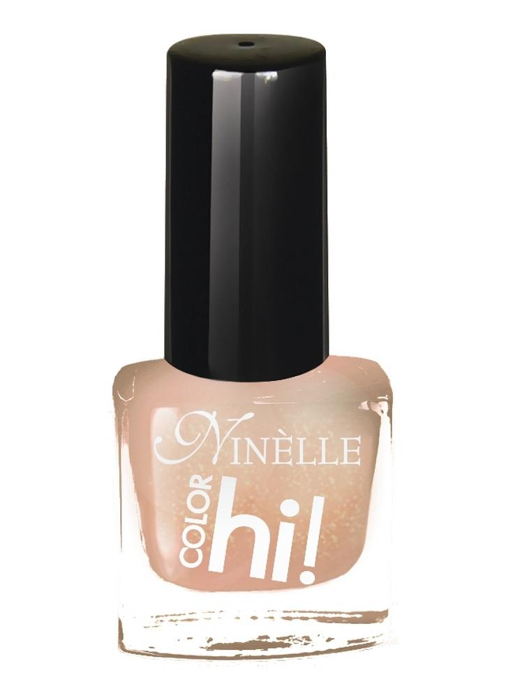 Лак для ногтей HI!Color тон 54 БежевыйЛак для ногтей<br>Лак для ногтей HI COLOR от Ninelle – это абсолютный цвет, ультра-сияние и стойкость. В новой коллекции 15 ультрасовременных оттенков для идеального маникюра с эффектами, от которых невозможно отказаться!<br>Цвет: Бежевый;