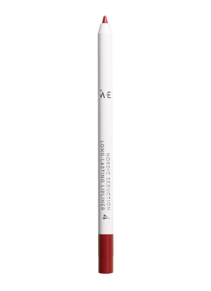 Карандаш для губ устойчивый Nordic Seduction тон 4 БордоКарандаш для губ<br>-<br>Цвет: Бордо;