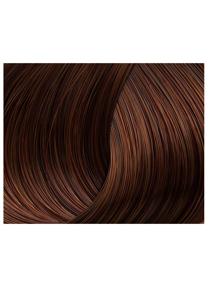Краска для волос безаммиачная 6.37 - Темный блонд золотисто-коричневый LORVENN