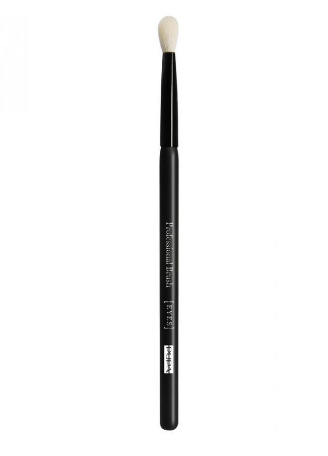 Кисть для растушевки теней Eye Blending BrushКисти<br>Кисть для теней Eye Blending brush прекрасно подходит для растушевки любых видов теней и создает плавные&amp;nbsp;&amp;nbsp;цветовые переходы на всей поверхности век. Удобная форма кисти в виде конуса идеально подойдет для глаз любой формы.<br>