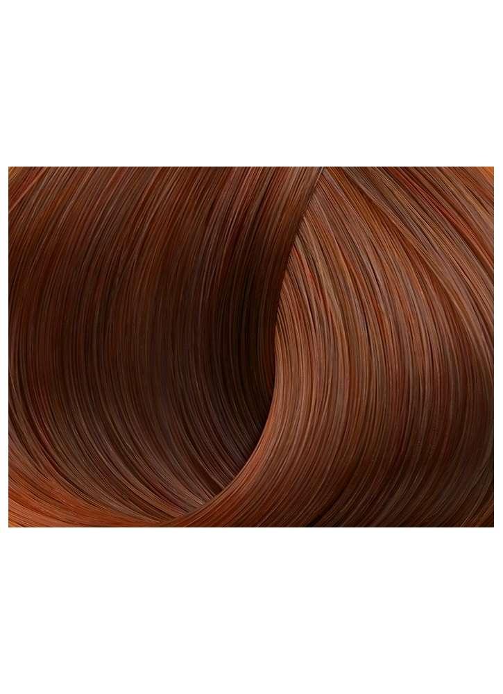 Стойкая крем-краска для волос 6.4 -Темный блонд медный LORVENN Beauty Color Professional тон 6.4 Темный блонд медный фото