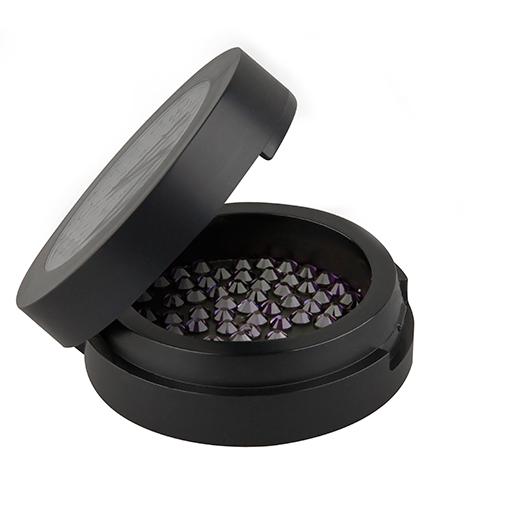 Стразы тон 462 Purple DreamСпециальные средства для лица<br>Стразы для лица и тела. Стразы создают особый макияж для особого случая. Подходят для лица и тела.<br>Цвет: Purple Dream;