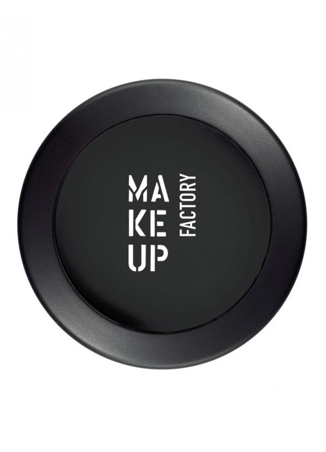 MAKE UP FACTORY Тени для век одинарные матовые Mat Eye Shadow тон 2 Черный кофе