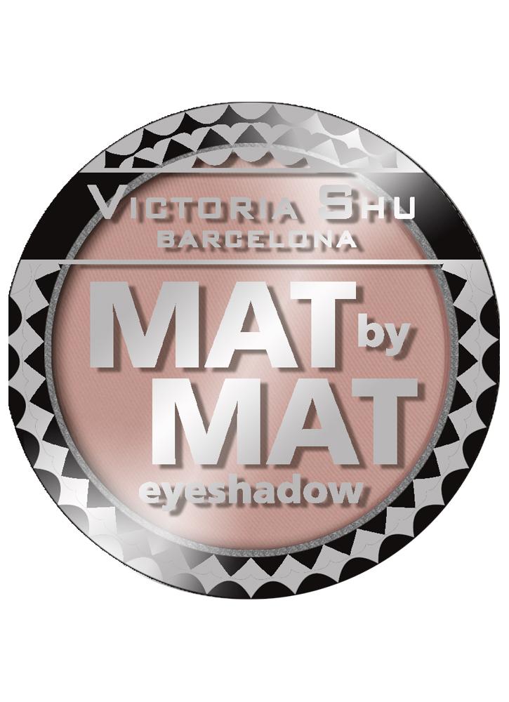 Тени для век Mat By Mat тон 447 Холодный персиковыйТени для век<br>Сенсационная цветопередача, насыщенный и яркий цвет в одно касание, а также уникальная стойкость<br>Цвет: Холодный персиковый;