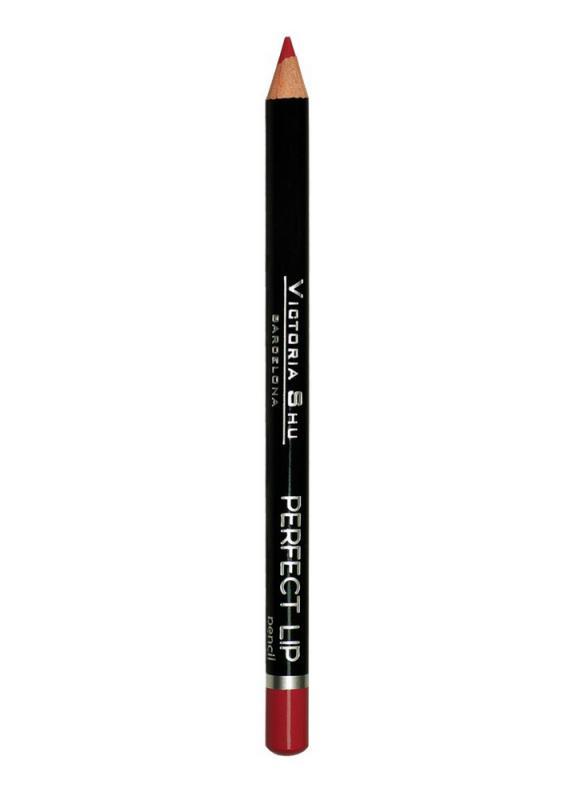 Карандаш для губ Perfect Lip тон 146Карандаш для губ<br>Cоздай эффектный образ с помощью карандаша для губ PERFECT LIP! Карандаш наносится гладко, просто, без усилий, дарит насыщенный, ровный цвет. 20 роскошных оттенков!<br>Вес : 0.00300; Цвет: розовая глазурь;