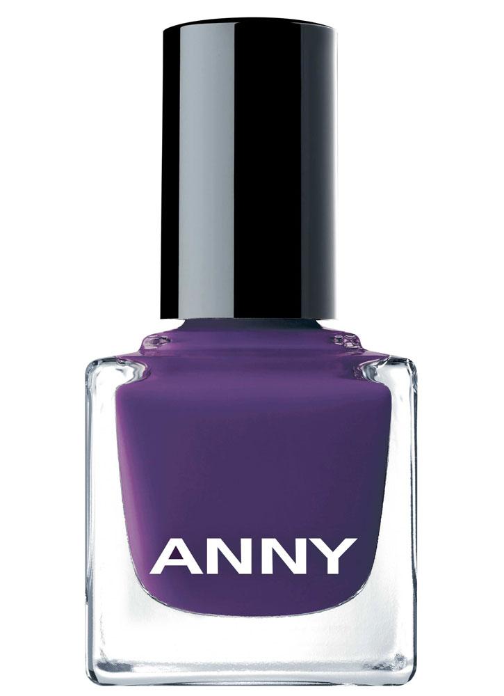 Купить Лак для ногтей Глубокий фиолетовый ANNY, Shades, Германия