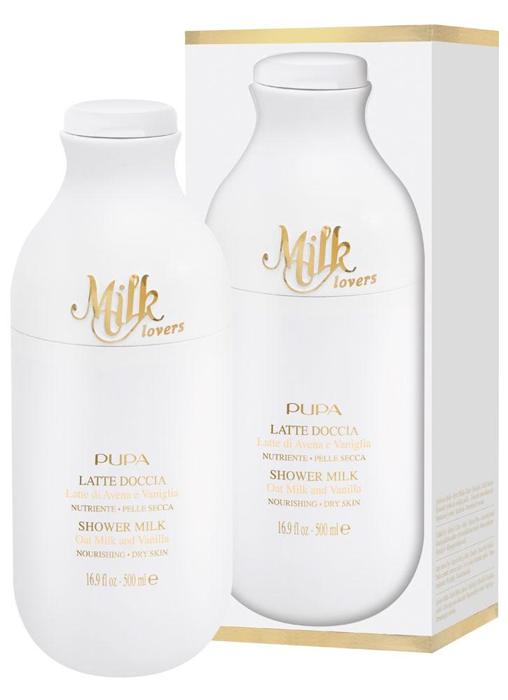 Гель для душа Milk Lovers Овсяное молочко и ванильГель для душа<br>-<br>Цвет: Овсяное молочко и ваниль;
