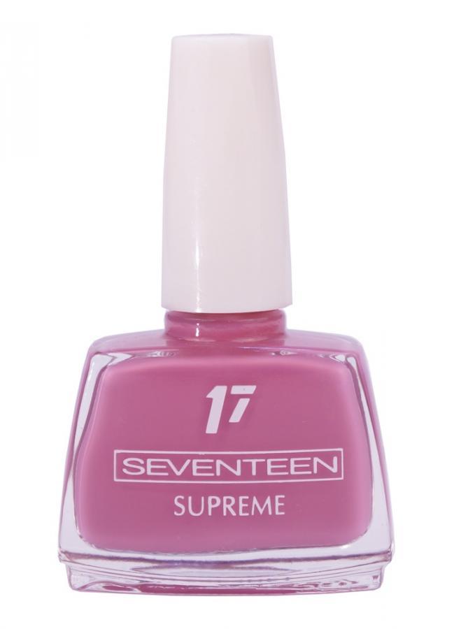 Лак для ногтей Supreme Nail Enamel тон 156 Пастельно-сиреневыйЛак для ногтей<br>Устойчивый лак для ногтей с насыщенной текстурой.<br>Цвет: Пастельно-сиреневый;