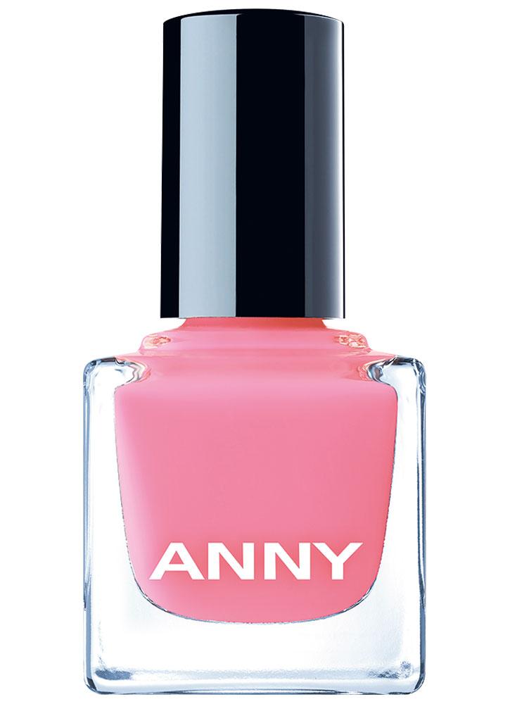 Лак для ногтей Нежный розовый ANNY