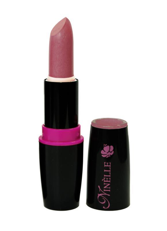 Помада для губ Silky Lips тон 358 Фиолетово-коричневый нежныйПомада для губ<br>С помадой Silky Lips марки Ninelle вами овладеет жажда безграничной легкости, перед которой невозможно устоять. Эта помада легко ложится на губы, придавая им свежесть и очарование. Мягкая, тающая на губах как бальзам Silky Lips – это первая помада с текстурой, которая становится еще нежнее при контакте с губами и привносит в макияж утонченные эффекты легкого жемчужного блеска или сочной глянцевой феерии. 8 глянцевых и 8 жемчужных оттенков содержат насыщенный цветовой пигмент, который не даст потускнеть цвету губ в течение долгого времени. Секрет мягкости гаммы и тонкости текстуры Silky Lips – это результат новейших разработок в области текстуры губной помады, а именно в шелковых протеинах, которые дарят коже мгновенное увлажнение, и ни с чем несравнимую легкую, тающую, шелковистую текстуру. Cтильная, модная упаковка с индикатором натурального оттенка помады на колпачке, не даст ошибиться при выборе цвета<br>Цвет: Фиолетово-коричневый нежный;