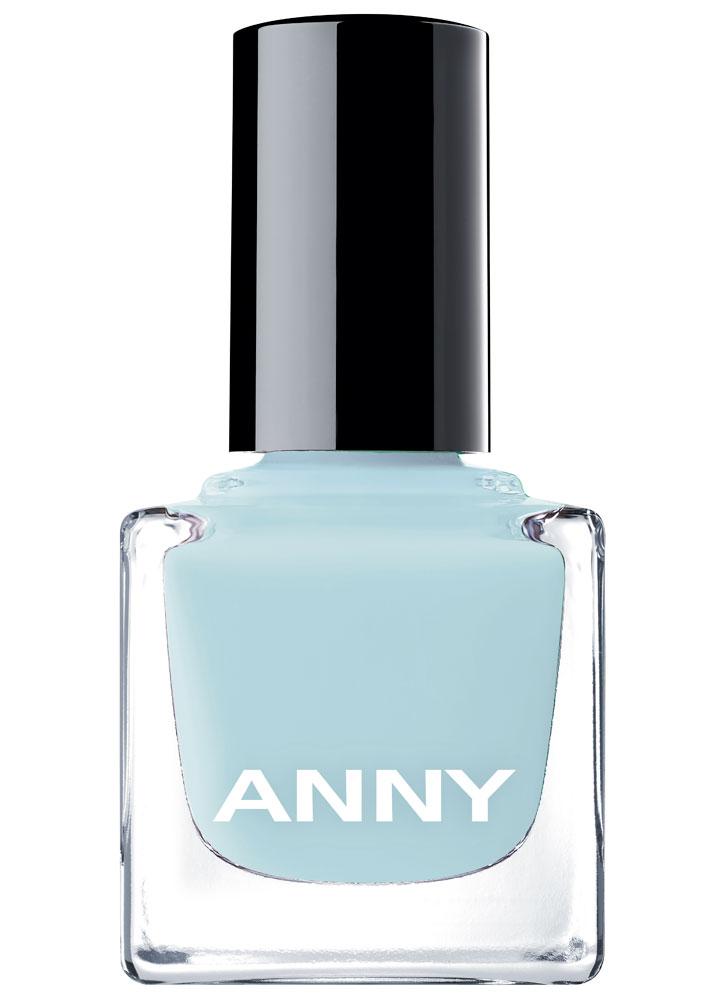 Купить Лак для ногтей Штормоволй голубой ANNY, Shades, Германия
