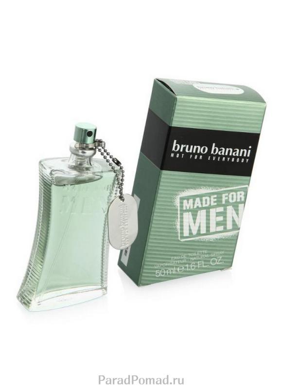 Туалетная вода Made For Men муж. 50 млТуалетная вода<br>-<br>