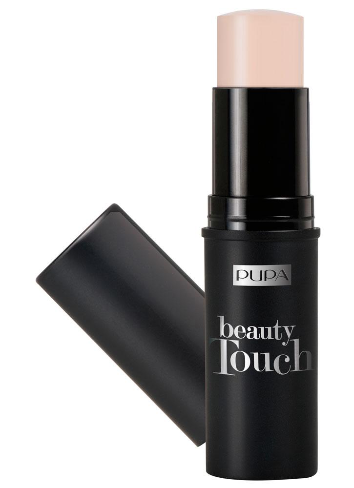 Тональная основа в стике Фарфор PUPA Beauty Touch фото