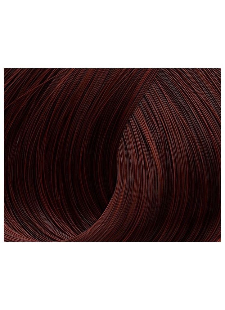 Стойкая крем-краска для волос 4.65 -Коричнево-красный махагон LORVENN