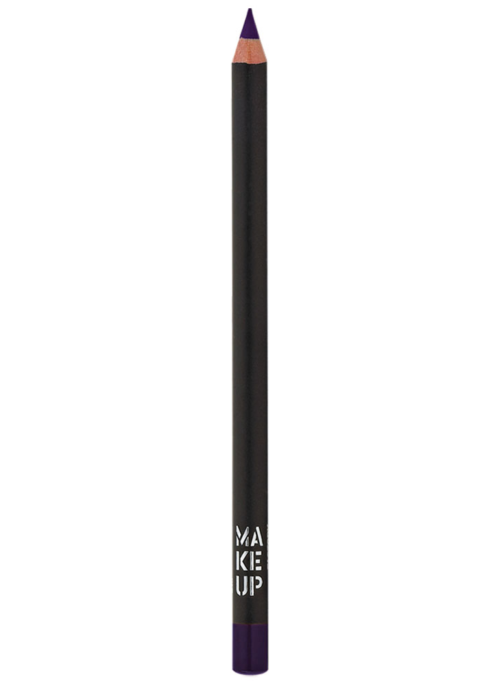 Карандаш для глаз устойчивый Тёмный пурпур MAKE UP FACTORY Kajal Definer фото