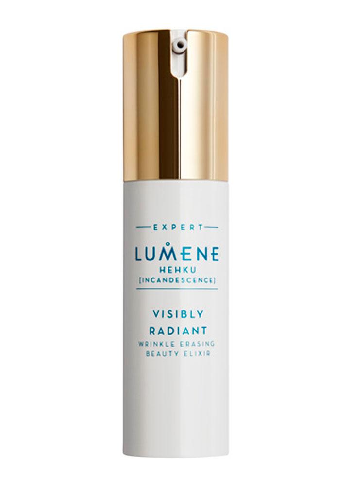 LUMENE Восстанавливающий эликсир, возвращающий сияние и сокращающий морщины Visibly Radiant Wrinkle Erasing Beauty Elixir