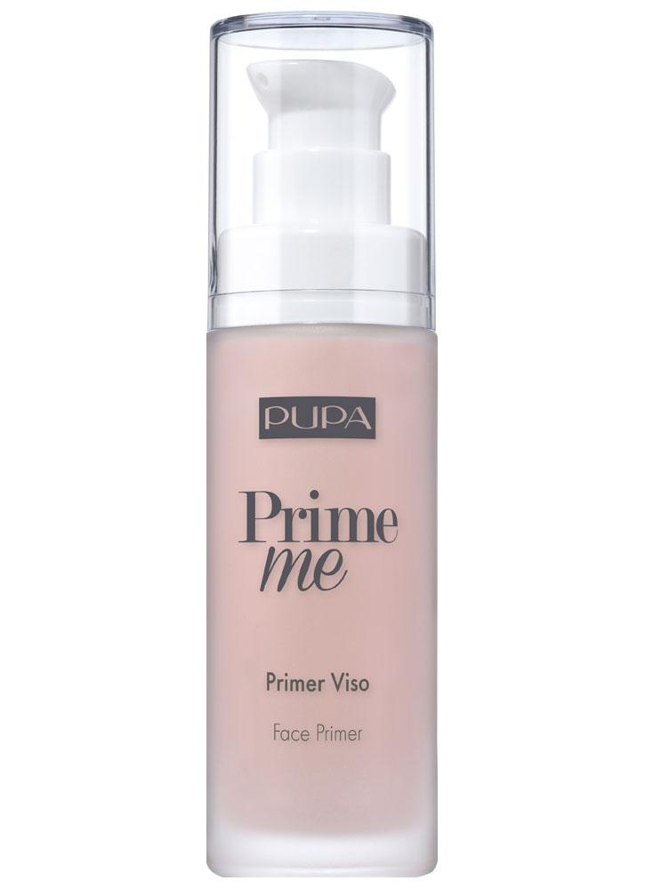 Купить Праймер для лица совершенствующий для любого типа кожи PUPA, Prime Me Perfecting Face Primer All Skin Types, Италия