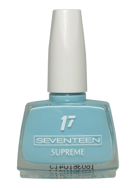 Лак д/ногтей тон 190 Supreme Nail Enamel  голубойЛак для ногтей<br>Устойчивый лак для ногтей с насыщенной текстурой.<br>Цвет: Голубой;