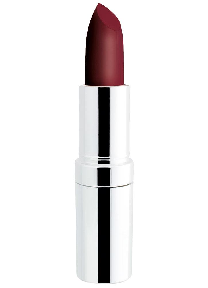 Устойчивая матовая губная помада SPF15 Matte Lasting Lipstick тон 44 сливовыйПомада для губ<br>Устойчивая помада с матовым эффектом и с защитным фактором SPF15. Защищает губы и придает насыщенный цвет.<br>Цвет: Сливовый;