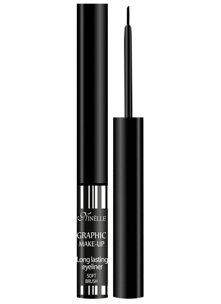 Подводка для глаз Graphic Make-Up Eyeliner тон 28Подводка для век<br>-<br>Цвет: Темный баклажан;