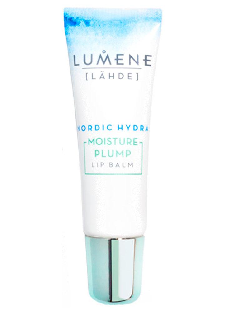 Увлажняющий бальзам для губ LUMENE Moisture plump lip balm фото