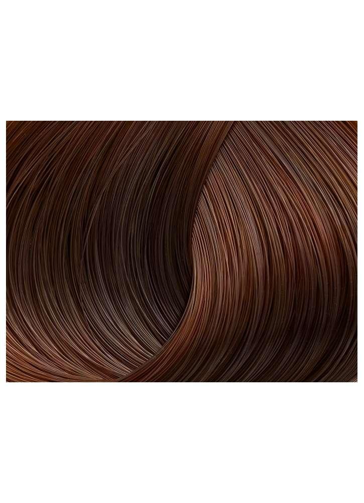 Стойкая крем-краска для волос 6.45 -Темный блонд медно-махагоновый LORVENN Beauty Color Professional тон 6.45 Темный блонд медно-махагоновый фото