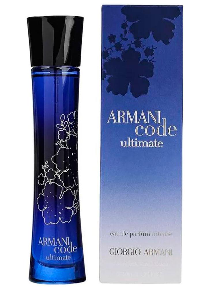 Парфюмерная вода Code Femme UltimateДухи и парфюмерная вода<br>-Аромат, созданный специально для загадочной и чувственной красотки.<br>