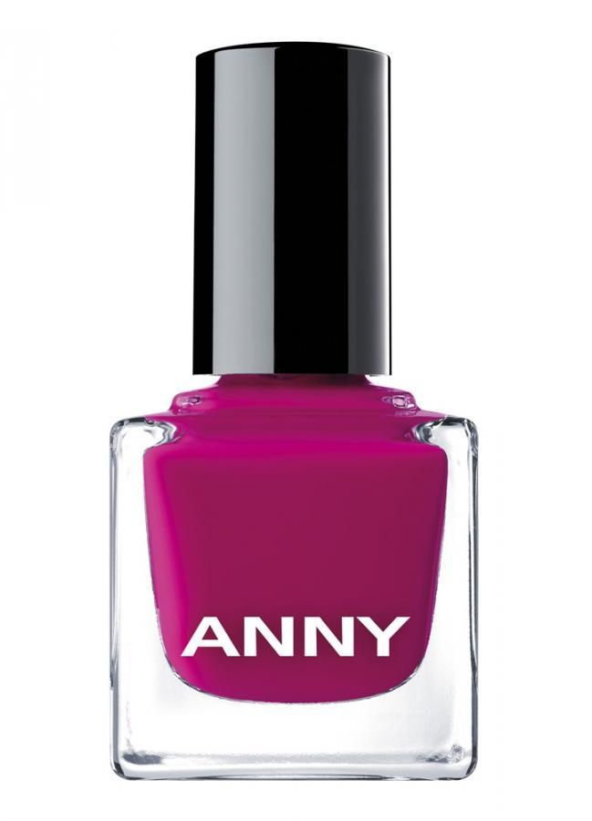 Лак для ногтей тон 120 ЦикламенЛак для ногтей<br>ANNY придерживается уникального цветового концепта, базирующегося на более чем 100 оттенков лака для ногтей профессионального качества, которые обеспечивают превосходное покрытие даже одним слоем, быстро сохнут и долго хранятся, не теряя блеска. Плоская удлиненная профессиональная кисточка позволит легко и просто наносить лак на ногти.<br>Цвет: Цикламен;