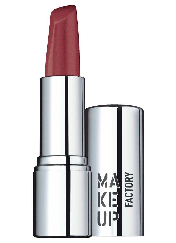 Помада для губ кремовая Кармин MAKE UP FACTORY Lip Color фото