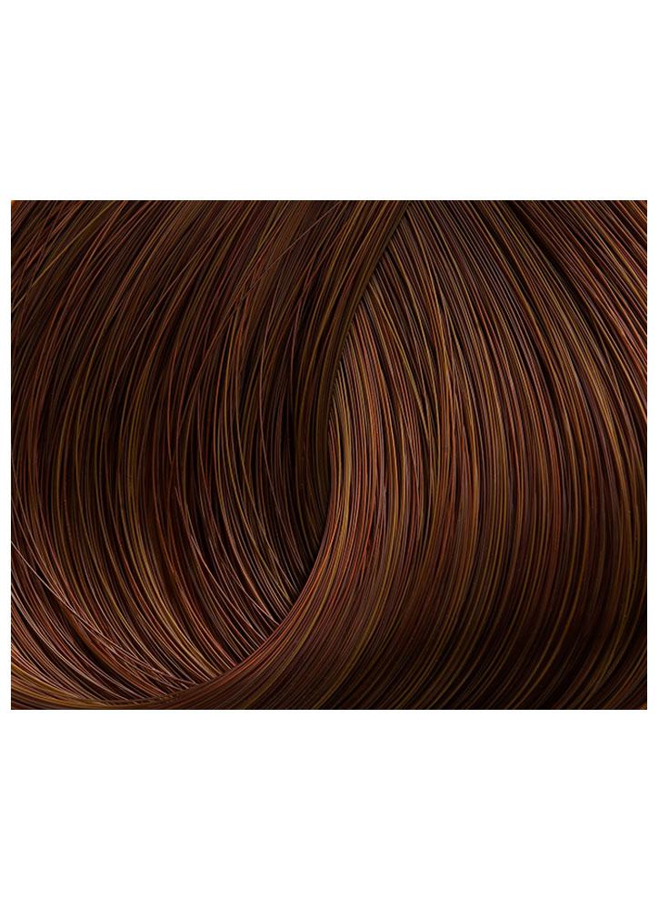 Краска для волос безаммиачная 7.35 - Блонд золотисто-махагоновый LORVENN