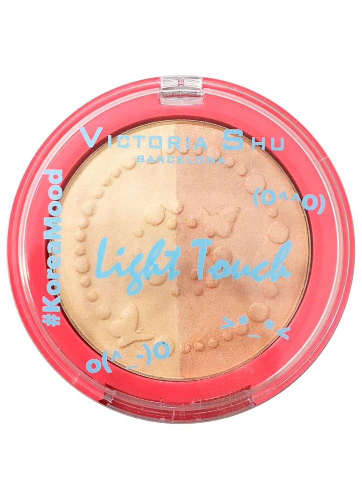 Купить Хайлайтер Натуральный нюдовый VICTORIA SHU, Light Touch #KOREAMOOD, Испания